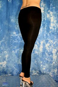 Muse Damen Leggings (Schwarz)