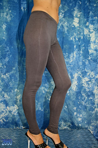 Muse Damen Leggings (Grau)