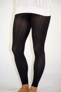 "Damen Mikrofaser Leggings ""Seamless"" (L/XL)"