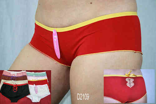 "Damen Panty ""Sweet Heart"""