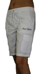 Dames shorts (wit)