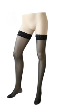 Ladies Stockings with lace