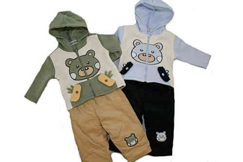 "Babies 2-Pieces-Set ""Bear"""