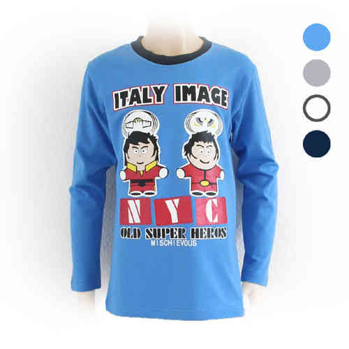 "image Kids camiseta con mangas largas de chicos ""NYC"""