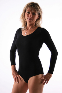 Ladies Bodysuit (Black)