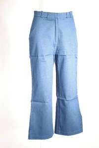 Ladies 3/4 Pants (Blue)