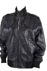 Ganeder Men Jacket (Black)