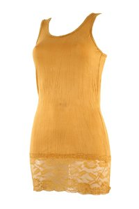 Muse Ladies Top (Yellow)