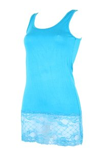 Muse Ladies Top (Light blue)