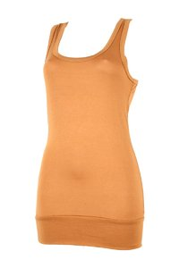Muse Ladies Top (Mustard)