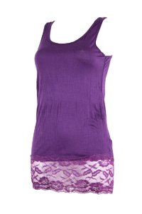 Muse Ladies Top (Purple)