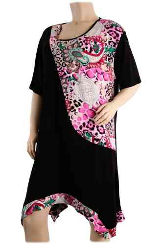 "chokri Big Size Damen Tunika ""Marvina"" (54-66)"