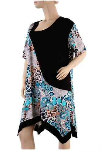 "chokri Big Size Damen Tunika ""Marvina"" (48-60)"