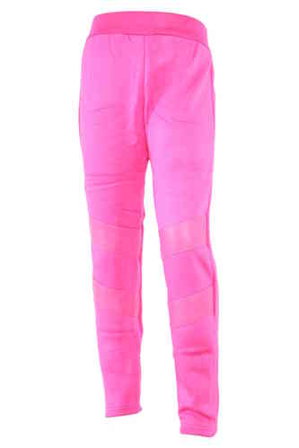 Le pantalon thermo pour fille (rose fuchsia)