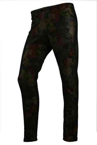"Ladies Thermo Leggings ""Flowers"""