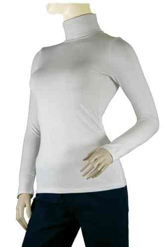 "Ladies Thermo Long Sleeve with Roll Neck ""Yvette"" (off-white)"