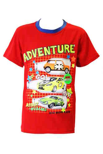 "Jongens T-shirt ""Cars"""