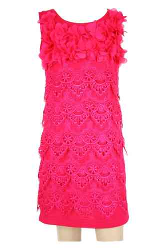 Girls Dress with lace