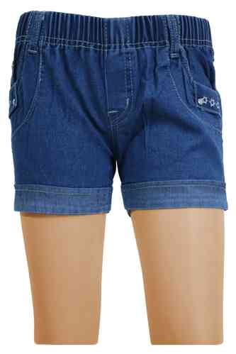 "Shorts pour fille ""Denim"""