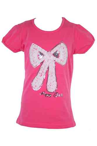 "Le tee-shirt pour fille ""Ribbon"""
