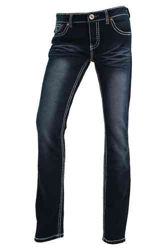 Ladies Jeans (Blue)