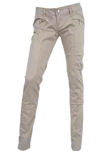 Ladies Jeans (Light grey)