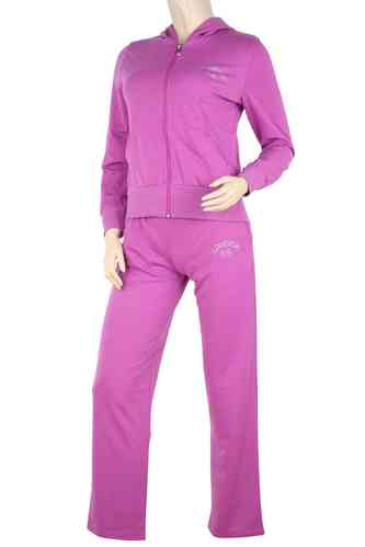 "Ladies Track Suit ""Grenoble"" (Berry)"