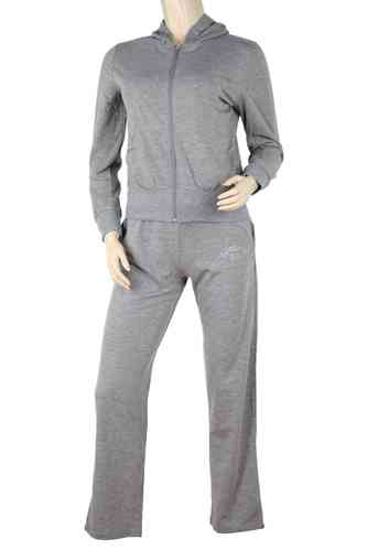 "Ladies Track Suit ""Grenoble"" (Grey)"