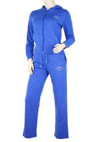 "Ladies Track Suit ""Grenoble"" (Blue)"