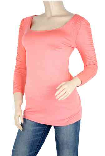 "Damen Shirt ""Anny"" (Orange)"