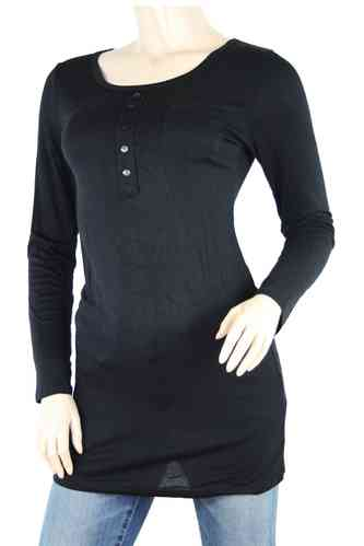 "Ladies Shirt ""Dressy"" (Black)"