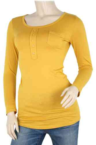 "Ladies Shirt ""Dressy"" (Curry)"