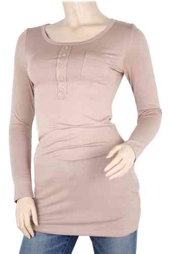"Ladies Shirt ""Dressy"" (Beige)"