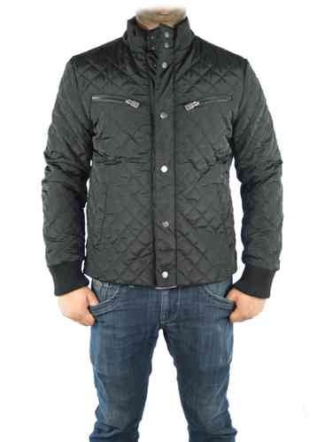 "Men Winter Jacket ""Wrangell"" (Black)"