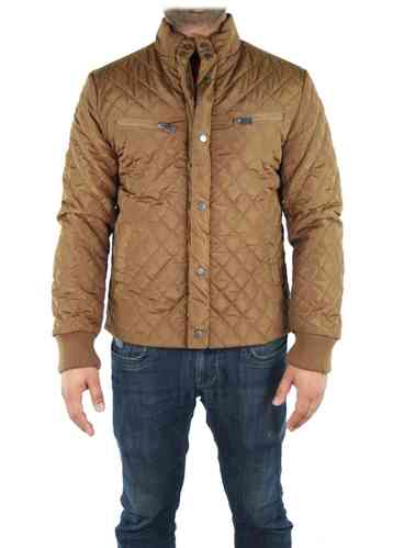 "Men Winter Jacket ""Wrangell"" (Light brown)"