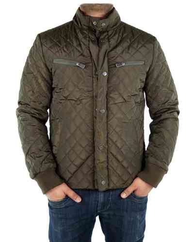 "Men Winter Jacket ""Wrangell"" (Khaki)"