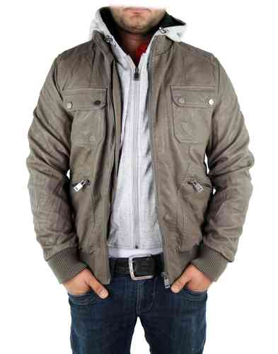 "Men Winter Jacket ""Haines"" (Camel)"