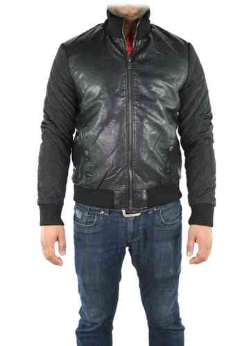 "Men Winter Jacket ""Selawik"" (Black)"