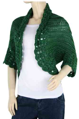 "Ladies Bolero ""Ninette"" (Green)"