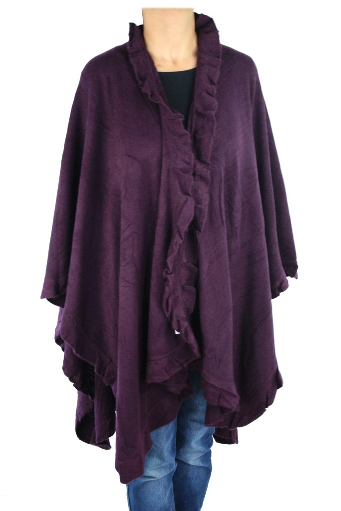 dames poncho grote maat