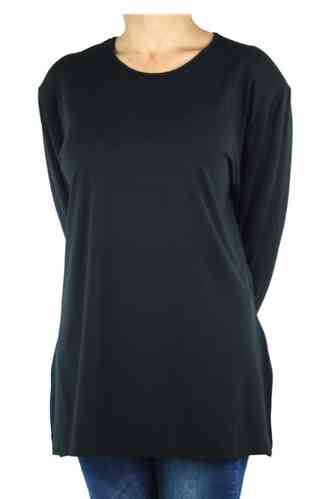 "chokri Ladies Shirt ""Santara"" (Black) (42-50)"