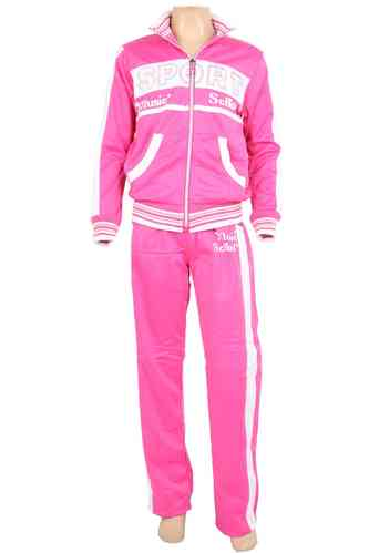"Girls Track Suit ""Musc School"""