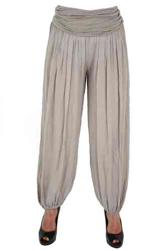 "Ladies Harem Pants ""Noura"" (Silt)"