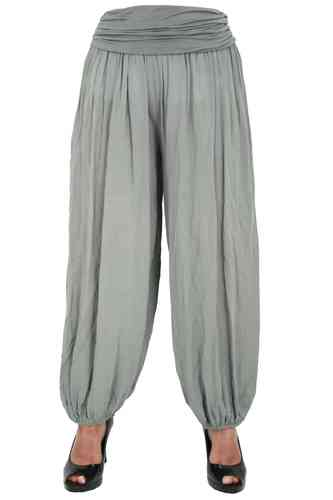 "Ladies Harem Pants ""Noura"" (Olive)"