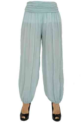 "Ladies Harem Pants ""Noura"" (Mint)"