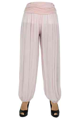 "Ladies Harem Pants ""Noura"" (Pink)"