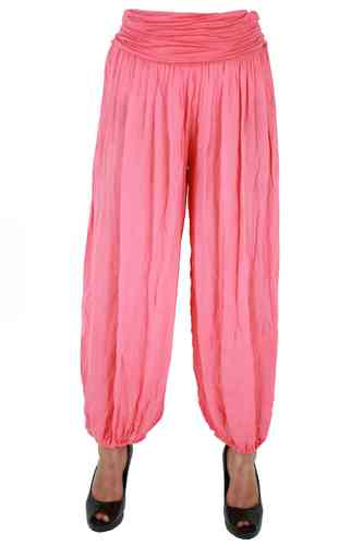 "Ladies Harem Pants ""Noura"" (Salmon)"