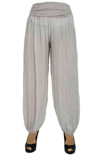 "Ladies Harem Pants ""Noura"" (Beige)"