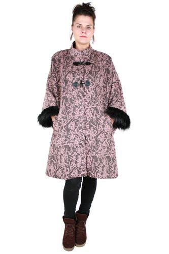 "chokri Big Size Ladies Coat ""Noëlle"" (52-60)"
