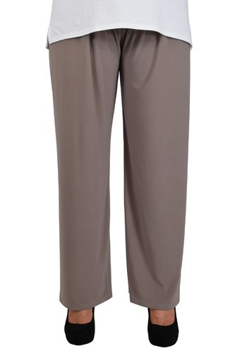 chokri Big Size Ladies Marlene Pants (Silt) (48-60)